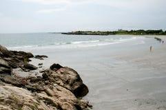 Ensenada del punto de las ovejas - Newport - Rhode Island Fotos de archivo libres de regalías