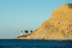 Ensenada mexico baja california lighthouse Stock Images