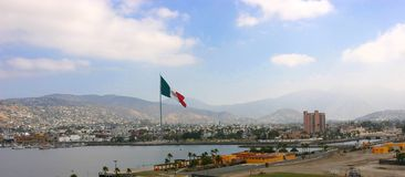 Ensenada, Mexique Photo stock