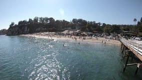 Ensenada Pier Malibu de Paradise metrajes