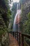 Enshi Grand Canyon Stockbild