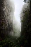 Enshi Grand Canyon Lizenzfreie Stockbilder