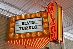 Ensign и название кино о Elvis Стоковые Изображения