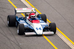Ensign N180 F1 car Stock Images