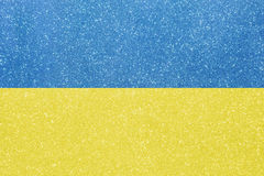 Ensign ukraine Stock Image