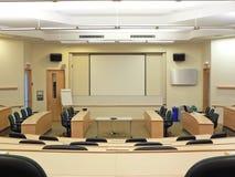 Ensino da sala de aula Imagem de Stock