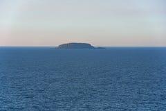 Ensliga öar, Coffs Harbour, Australien royaltyfria bilder