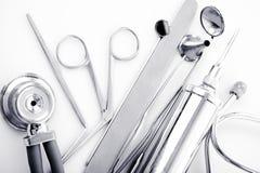 ent инструменты стоковое изображение rf