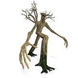 The Ent - Keeper of the forest Stock Images