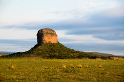 The Entabeni monolith, Limpopo, South frica Stock Image