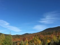 Entaille Vermont de contrebandiers photos libres de droits