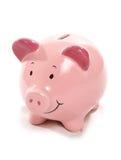 Entalhe do banco Piggy Imagens de Stock