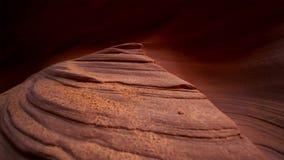 Entalhe a garganta no parque nacional de Escalante da escadaria grande, Utá, EUA As formações coloridas incomuns do arenito nos d imagem de stock