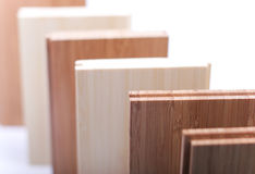 Entarimado de bambú Imágenes de archivo libres de regalías