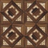 Entarimado de madera Fotos de archivo libres de regalías