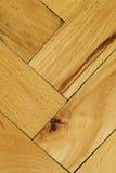 Entarimado de madera Foto de archivo