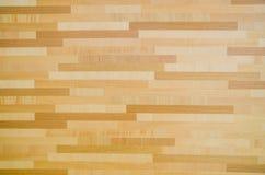 Entarimado de madera de la pared Fotografía de archivo libre de regalías