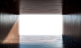 Entarimado de madera interior libre illustration