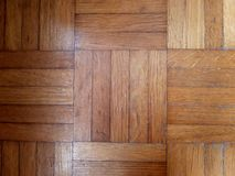 Entarimado de madera ligero Geometrías de las líneas de las curvas Imagen perfecta para un fondo fotos de archivo libres de regalías