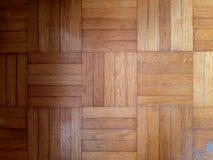 Entarimado de madera ligero Geometrías de las líneas de las curvas Imagen perfecta para un fondo imagenes de archivo
