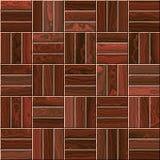 Entarimado de madera, suelo laminado imagen de archivo libre de regalías