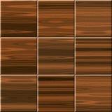 Entarimado de madera, suelo laminado fotografía de archivo libre de regalías