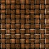 Entarimado de madera, suelo laminado foto de archivo