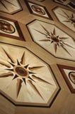 Entarimado modelado hermoso de la madera costosa Imagenes de archivo
