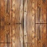 Entarimado rectangular de madera apilado para el fondo inconsútil fotos de archivo libres de regalías