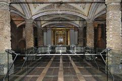 Entbeint Kapelle, Evora Portugal stockfoto
