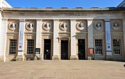 Entdecken Sie Greenwich-Besucher-Mitte Stockfotos