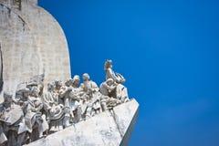 Entdeckung-Denkmal Lissabon Stockfotografie