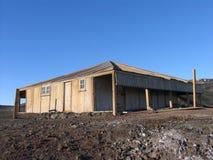 Entdeckung-Hütte-Abschluss Lizenzfreies Stockbild