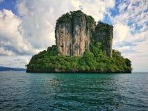 Entdeckung von Thailand Stockfoto