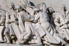 Entdeckungen - Lissabon Stockbild