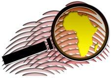 Entdeckungland Lizenzfreies Stockbild