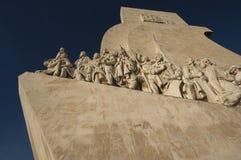 Entdeckungs-Monument Stockfoto