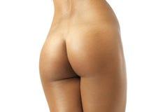 Ente femminile sexy nudo Fotografie Stock Libere da Diritti