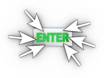 enter ελεύθερη απεικόνιση δικαιώματος