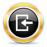 enter icon Stock Image