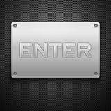 Enter_2 Stock Photo