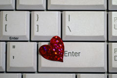 Enter My Heart Stock Photos