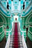 Enterance dans le palais russe Photo libre de droits