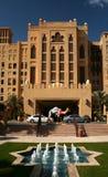 Enterance de Madinat Jumeirah Photos stock