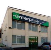 Enterprise Caar Hire royalty free stock photo