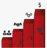 Enterprise Concept. An useful enterprise concept vector Royalty Free Stock Photo