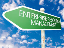 Enterprise Resource Management Royalty Free Stock Photo