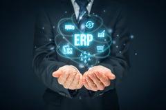 Enterprise resource planning ERP Stock Photography