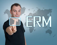 Enterprise Risk/Resource Management Royalty Free Stock Image