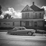 Enterrement de vintage Photos stock